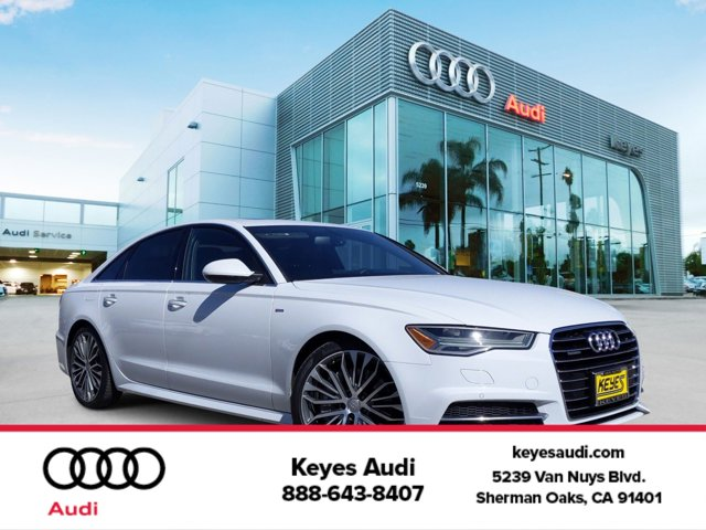 Used 2016 Audi A6 in , CA