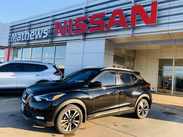 New 2019 Nissan Kicks in Paris, TX