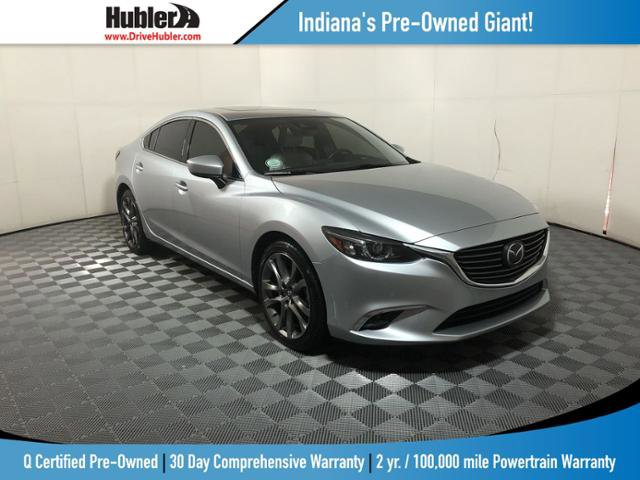Used 2017 Mazda Mazda6 in Greenwood, IN