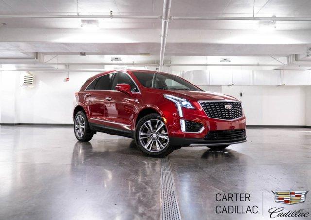 2020 Cadillac XT5 Premium Luxury AWD AWD 4dr Premium Luxury Turbocharged Gas I4 2.0L/ [4]