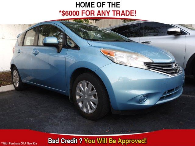 Used 2014 Nissan Versa Note in West Palm Beach, FL