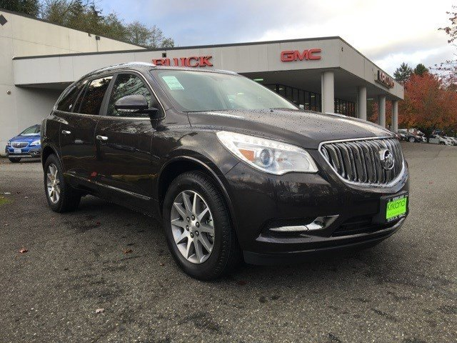 New 2017 Buick Enclave AWD 4dr Leather