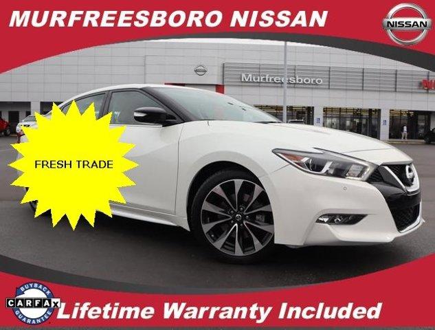 Used 2016 Nissan Maxima in Murfreesboro, TN