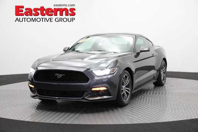 2016 Ford Mustang EcoBoost Premium 2dr Car