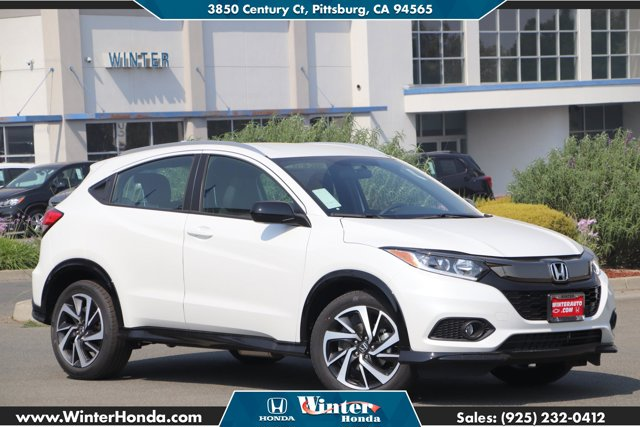 2020 Honda HR-V Sport Sport AWD CVT Regular Unleaded I-4 1.8 L/110 [6]