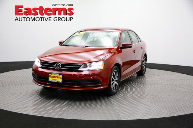 2017 Volkswagen Jetta SE Manual 4dr Car