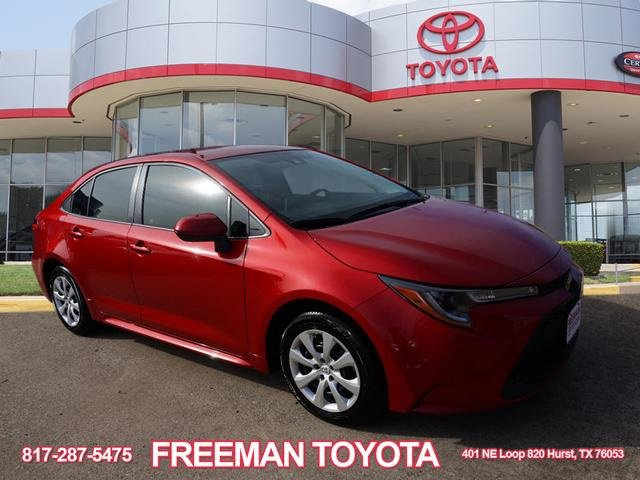 Used 2020 Toyota Corolla in Hurst, TX