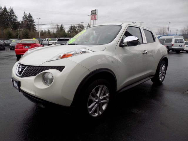 Used 2011 Nissan JUKE in Burlington, WA
