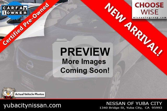 2019 Nissan Versa Sedan SV SV CVT Regular Unleaded I-4 1.6 L/98 [3]