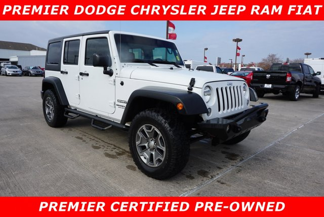 Used 2017 Jeep Wrangler Unlimited in , LA