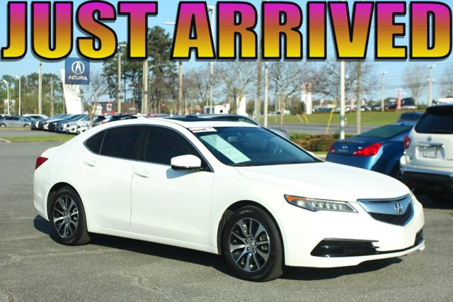 Used 2017 Acura TLX in Tallahassee, FL