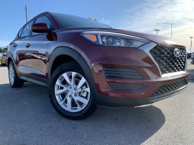 New 2020 Hyundai Tucson in Decatur, AL