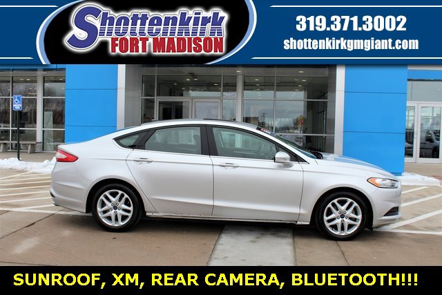 Used 2015 Ford Fusion in Fort Madison, IA