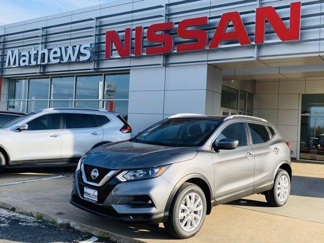 New 2020 Nissan Rogue Sport in Paris, TX