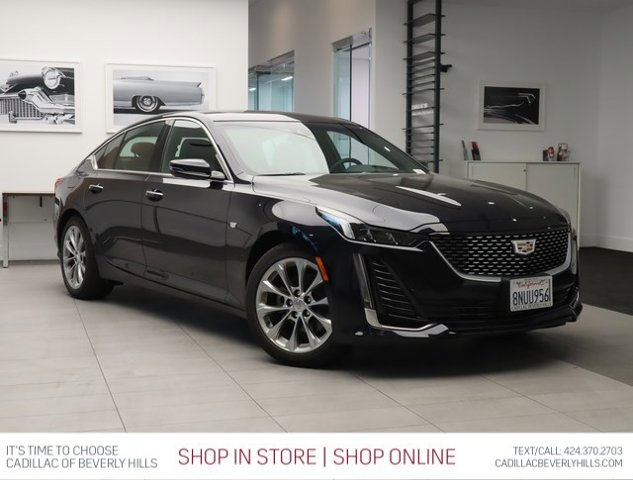 2020 Cadillac CT5 Premium Luxury 4dr Sdn Premium Luxury Turbocharged Gas I4 2.0L/ [2]