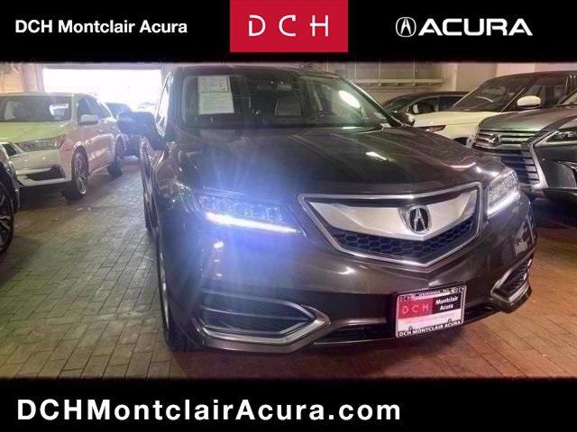 2018 Acura RDX with Technology Pkg