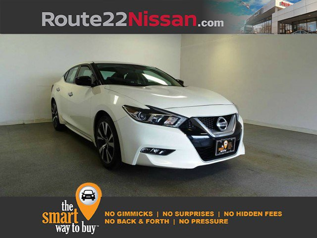 2017 Nissan Maxima S S 3.5L Premium Unleaded V-6 3.5 L/213 [2]