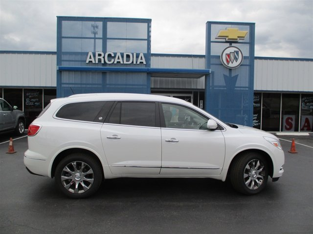 New 2017 Buick Enclave in Belle Glade, FL