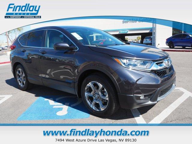 New 2019 Honda CR-V in Las Vegas, NV