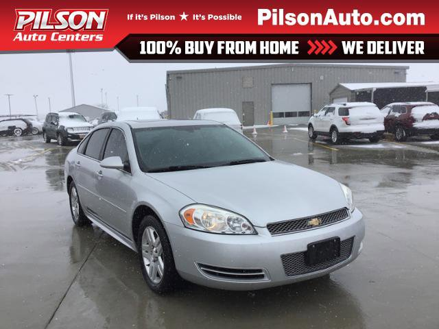 Used 2014 Chevrolet Impala Limited in Mattoon, IL