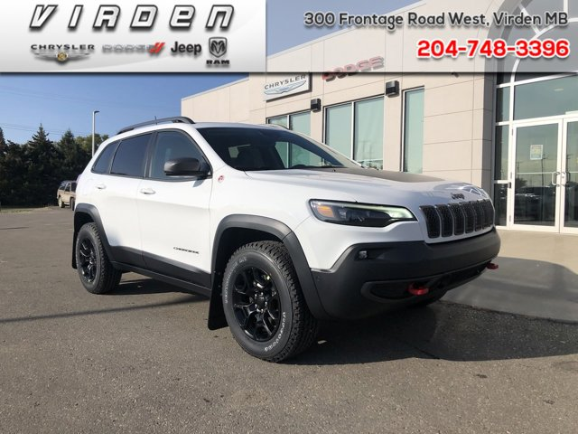 2020 Jeep Cherokee Trailhawk Trailhawk 4x4 Regular Unleaded V-6 3.2 L/198 [2]