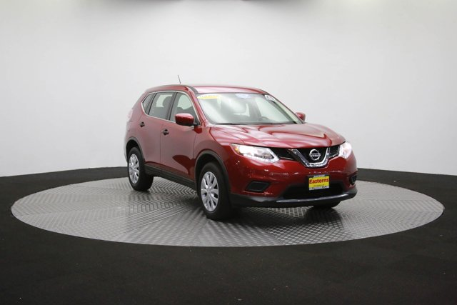 2016 Nissan Rogue for sale 124691 44