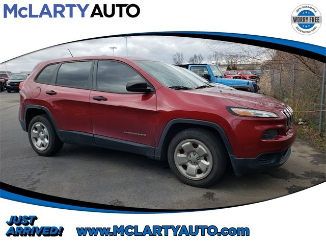 Used 2014 Jeep Cherokee in , AR