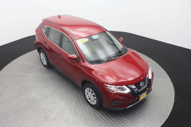 2017 Nissan Rogue for sale 125264 2