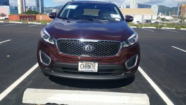 Used 2017 KIA Sorento in Honolulu, Pearl City, Waipahu, HI