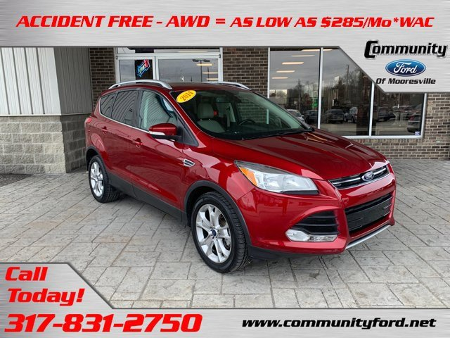 Used 2014 Ford Escape in Bloomington, IN