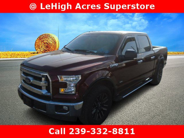 Used 2016 Ford F-150 in Lehigh Acres, FL