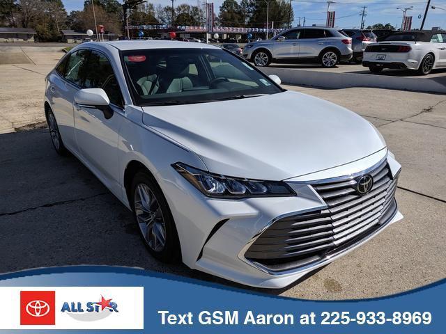 New 2020 Toyota Avalon in Baton Rouge, LA