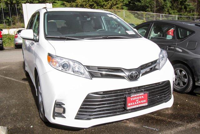 Used 2020 Toyota Sienna LE