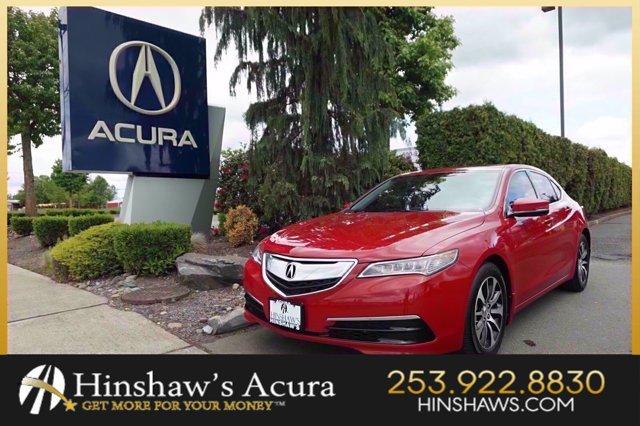 2017 Acura TLX EBONY