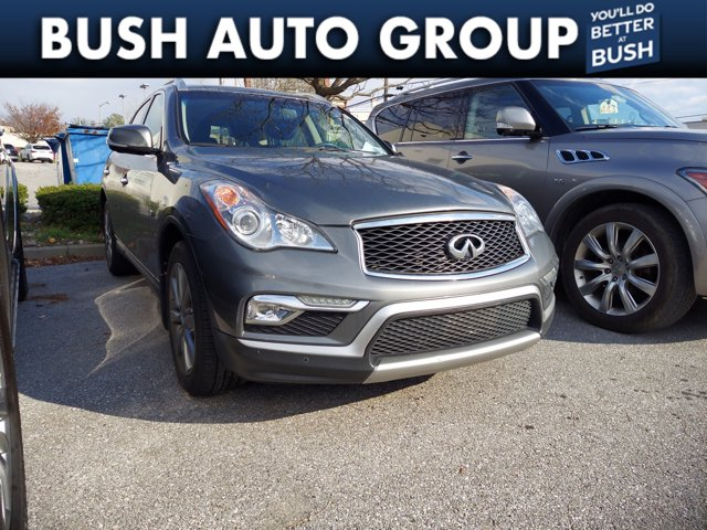 2017 INFINITI QX50 navigation, backup camera AWD Premium Unleaded V-6 3.7 L/226 [8]