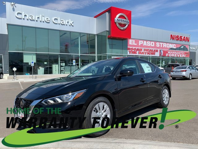 2020 Nissan Sentra S S CVT Regular Unleaded I-4 2.0 L/122 [1]