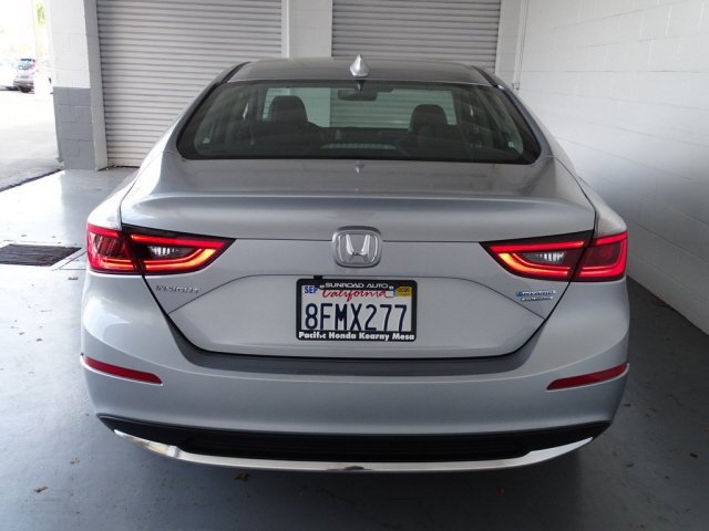 Used 2019 Honda Insight Touring CVT