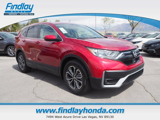New 2020 Honda CR-V in Las Vegas, NV