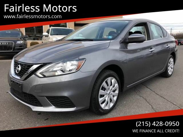 Used 2017 Nissan Sentra in Fairless Hills, PA