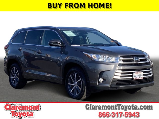 2018 Toyota Highlander XLE XLE V6 FWD Regular Unleaded V-6 3.5 L/211 [6]
