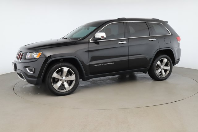 2016 Jeep Grand Cherokee Limited photo