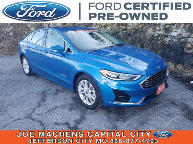 Used 2019 Ford Fusion Hybrid in , MO