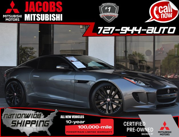Used 2016 Jaguar F-TYPE in New Port Richey, FL
