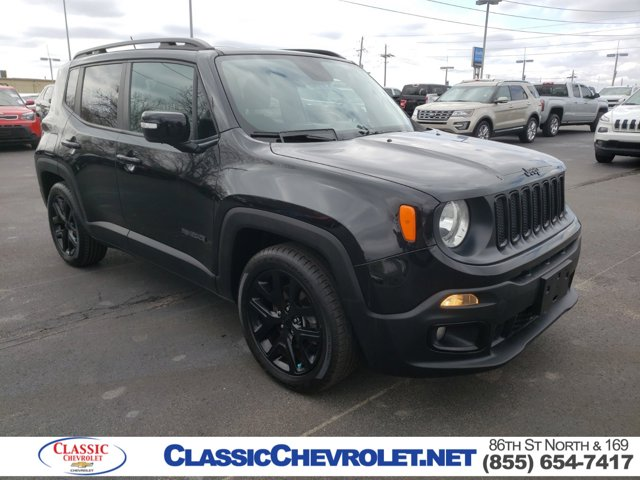 Used 2017 Jeep Renegade in Owasso, OK