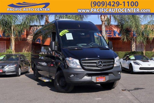 2014 Mercedes-Benz Sprinter 2500 Passenger 170 WB