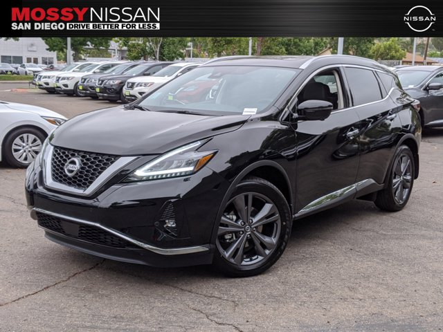 2020 Nissan Murano PLAT FWD FWD Platinum Regular Unleaded V-6 3.5 L/213 [4]
