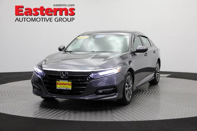 2018 Honda Accord Hybrid 125758 0