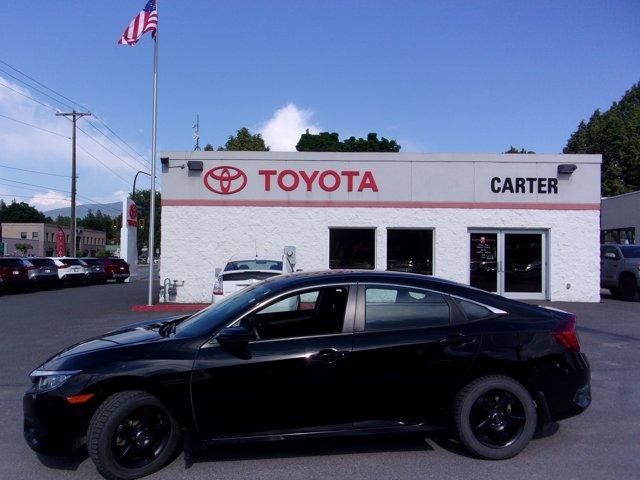 Used 2016 Honda Civic Sedan in Colville, WA