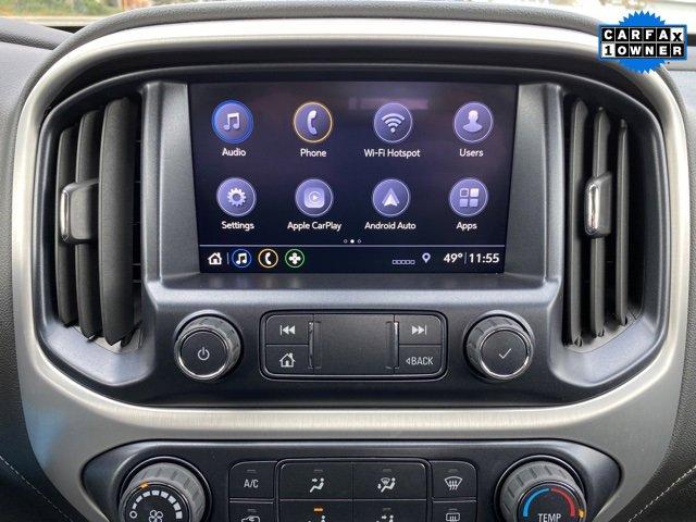 2019 GMC Canyon 4WD Crew Cab 128.3 SLE