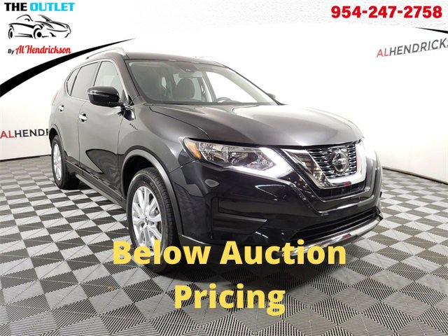 Used 2020 Nissan Rogue in Coconut Creek, FL